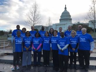 Advocates Day on Capitol Hilll